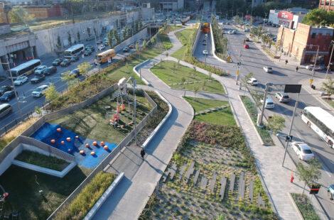 Vue aérienne du projet Bonaventure